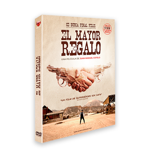 DVD El Mayor Regalo