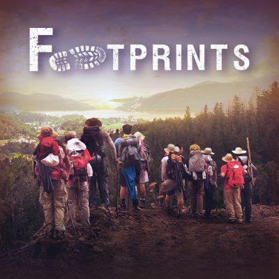 Footprints - der Weg deines Lebens